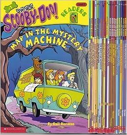 Scooby-Doo! Readers Complete 22-Book Set, Books 1-22 (Map in ... on scooby doo ruh-roh, scooby doo the mystery car, scooby doo adventures,