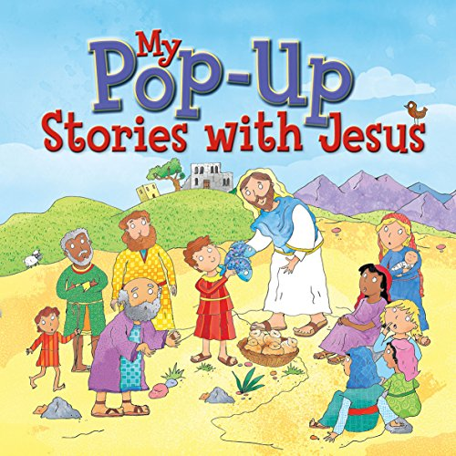 My Pop-Up Stories of Jesus