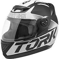 Pro Tork Capacete Evolution G7 Fosco 58 Preto/Branco