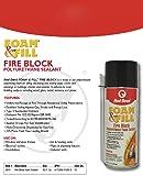 Red Devil 0915 Foam & Fill Fire Block Foam