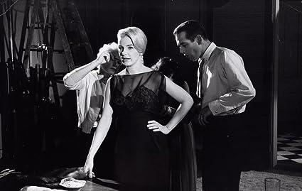 b0b1f1d7 Amazon.com: Joanne Woodward and Paul Newman on a film set Photo ...