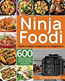 Ninja Foodi Multi-Cooker Cookbook for