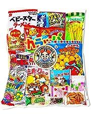 """TONOSAMA Japanese Candy Assortment 22Pcs , Full Of Dagashi. \"""" Candy\"""""""