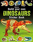 Build Your Own Dinosaurs Sticker Book (Build Your Own Sticker Books)