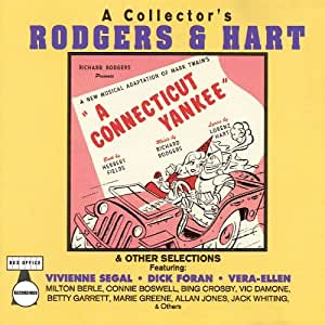 A Collector's Rodgers & Hart: A Connecticut Yankee & Other Selections