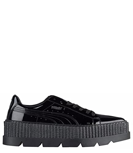 best service ef75f 627c6 PUMA Mens Fenty by Rihanna Black Pointy Creeper 36626901 ...