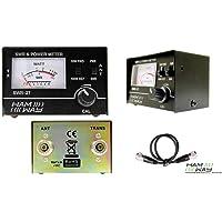 Ham Way SWR-27 ROSMETRO - WATTMETRO 25. 30 MHz, 10/100 W.