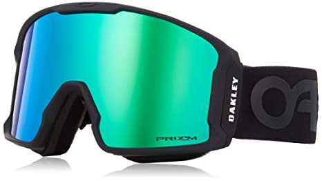 5d8403aebe5 Image Unavailable. Image not available for. Colour  Oakley Men s Line Miner  Snow Inferno Goggles