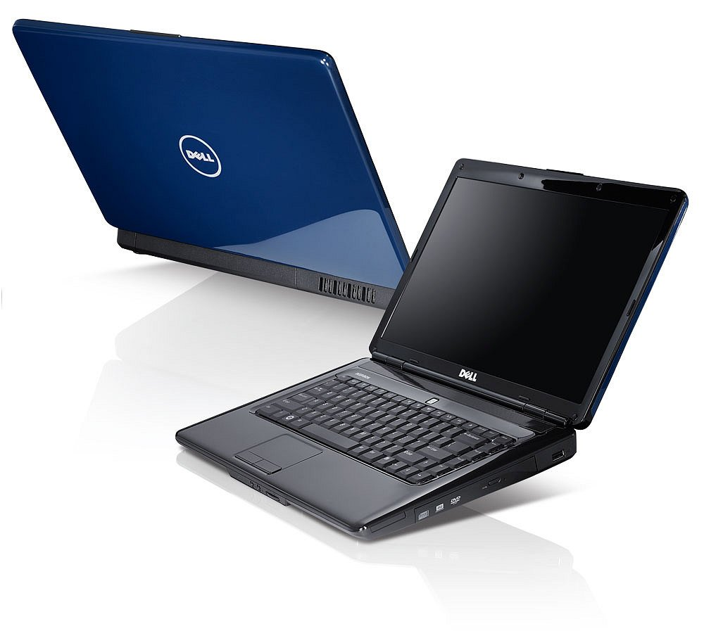 """Amazon.com: Dell Inspiron 1545 Pentium Dual-Core T3400 2.16GHz 3GB 160GB  DVDRW 15.6"""" Vista Home (Blue): Computers & Accessories"""