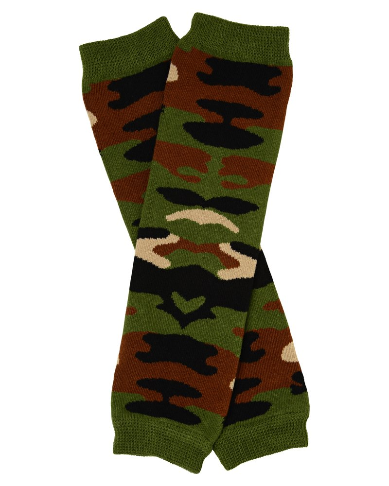 juDanzy Green Camo camouflage for girl or boy toddler & child