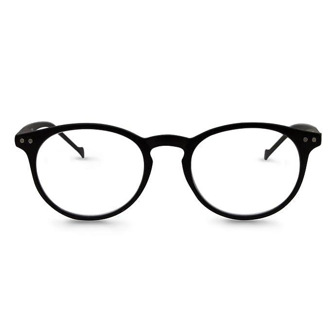943734c4c8b5 Amazon.com  Seattle Blue Light Blocking Glasses Set with Hard Case (Black)   Clothing