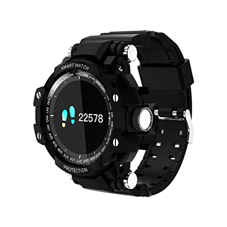 ZXT GW68 Reloj Inteligente Monitor de Ritmo cardíaco Presión ...
