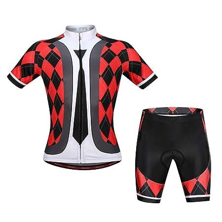 Traje ciclista de jersey de bicicleta Ciclismo al aire libre ...