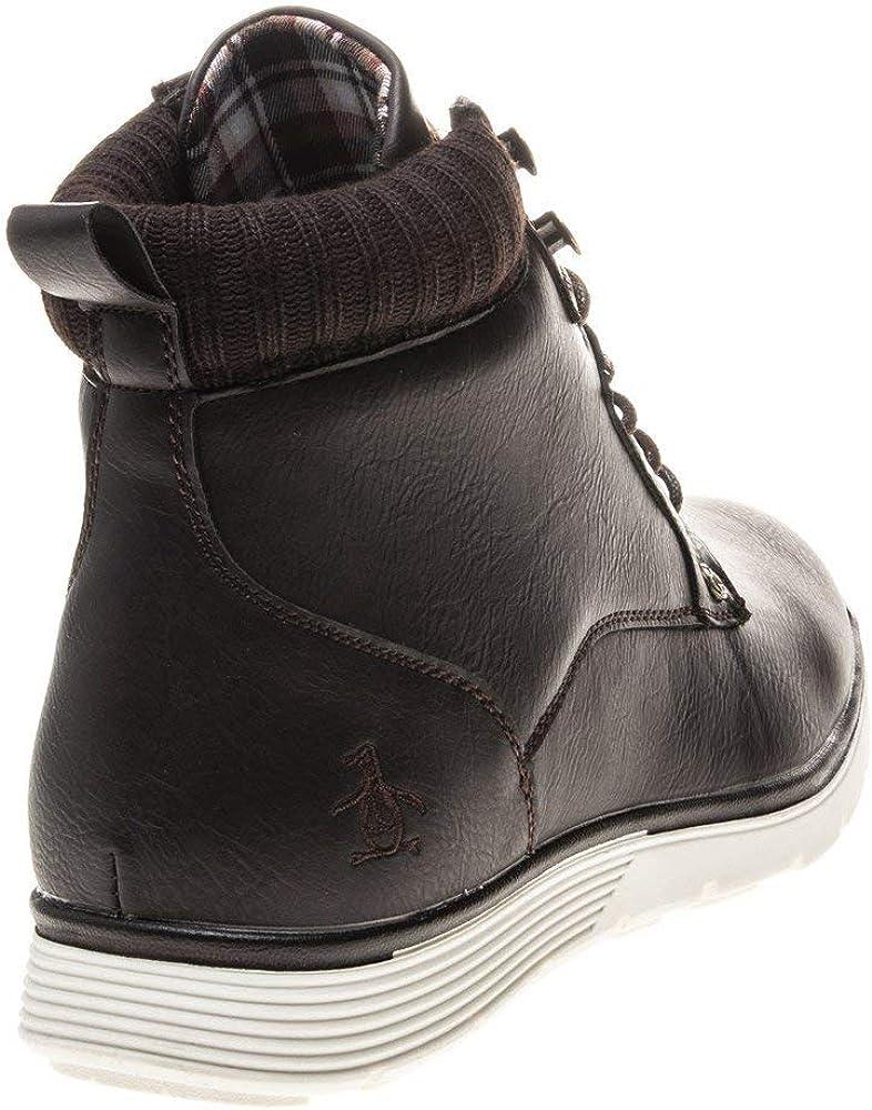 Penguin Natsu 2 Mens Boots Brown