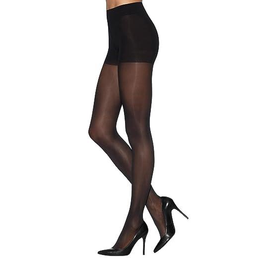 a7f01cd7cb221 Amazon.com: L'eggs Silken Mist Control Top Panty Hose 2 Pair Pack ...