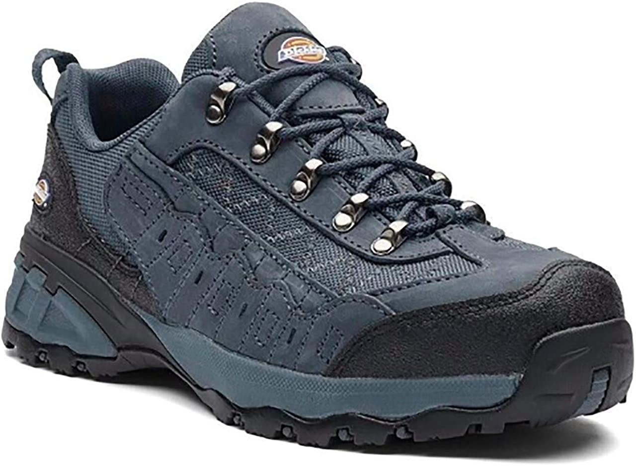 Dickies Mens Tiber Lightweight Non Metal Laced Safety Shoes