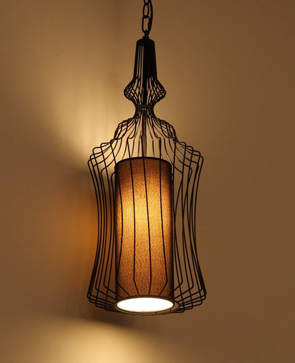 Nuevo chino antigua jaula de pájaro de la lámpara linterna lámpara ...