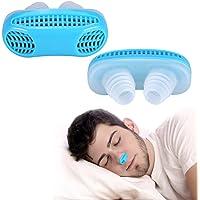 Nasal Dilator relieve dificultad para Respirar y Congestión Nasal Dormir mejor Respiración ayuda Relief Ronquidos Ventilación para Nariz