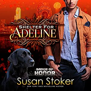 Shelter for Adeline Audiobook