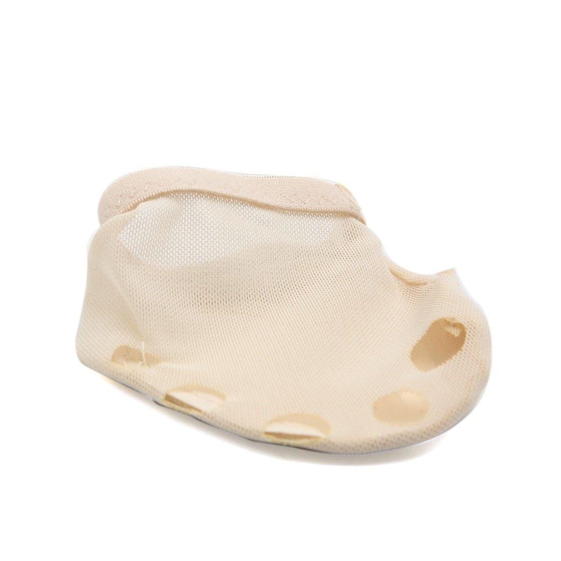 Amazon.com: eDealMax 1 par Tamaño M Dancewear de Ballet del dedo del Pie de Split Sole antepié pad Protectores de colchón Protector Para Damas: Health ...