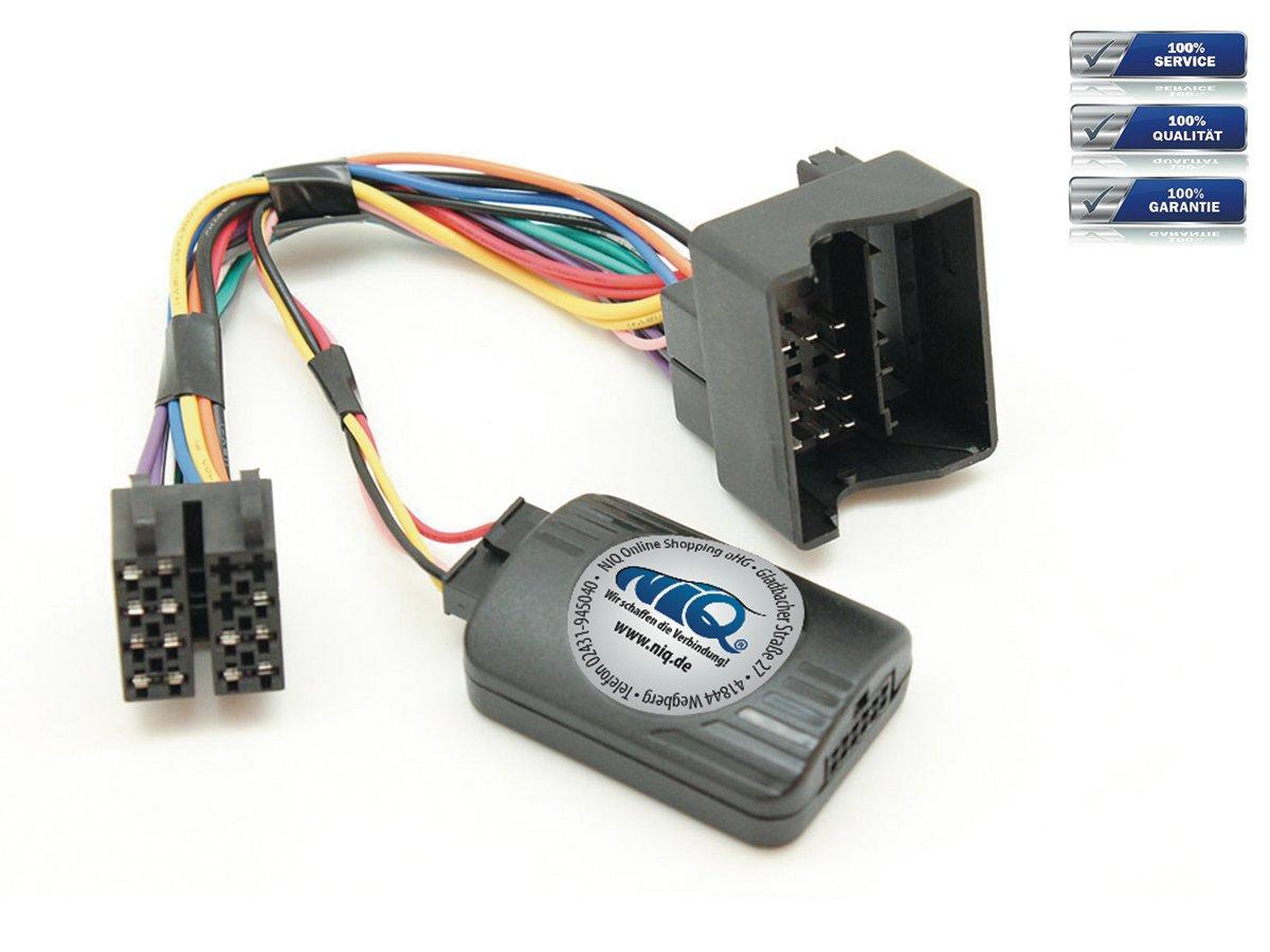 5er Mini Z4 ... PUMPKIN Lenkrad Fernbedienung Adapter BMW 3er X3 X5