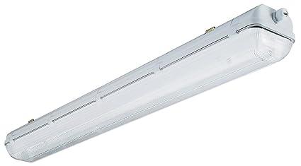 amazon com lithonia lighting xwl232 mv 4 feet 32w t8 wet location