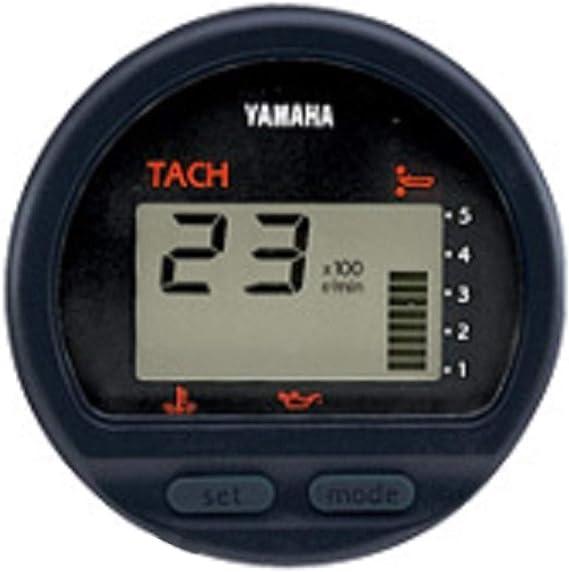 Yamaha Outboard Tachometer Wiring Diagram