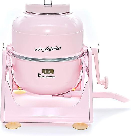 Amazon.com: The Laundry Alternative Wonderwash Mini lavadora ...