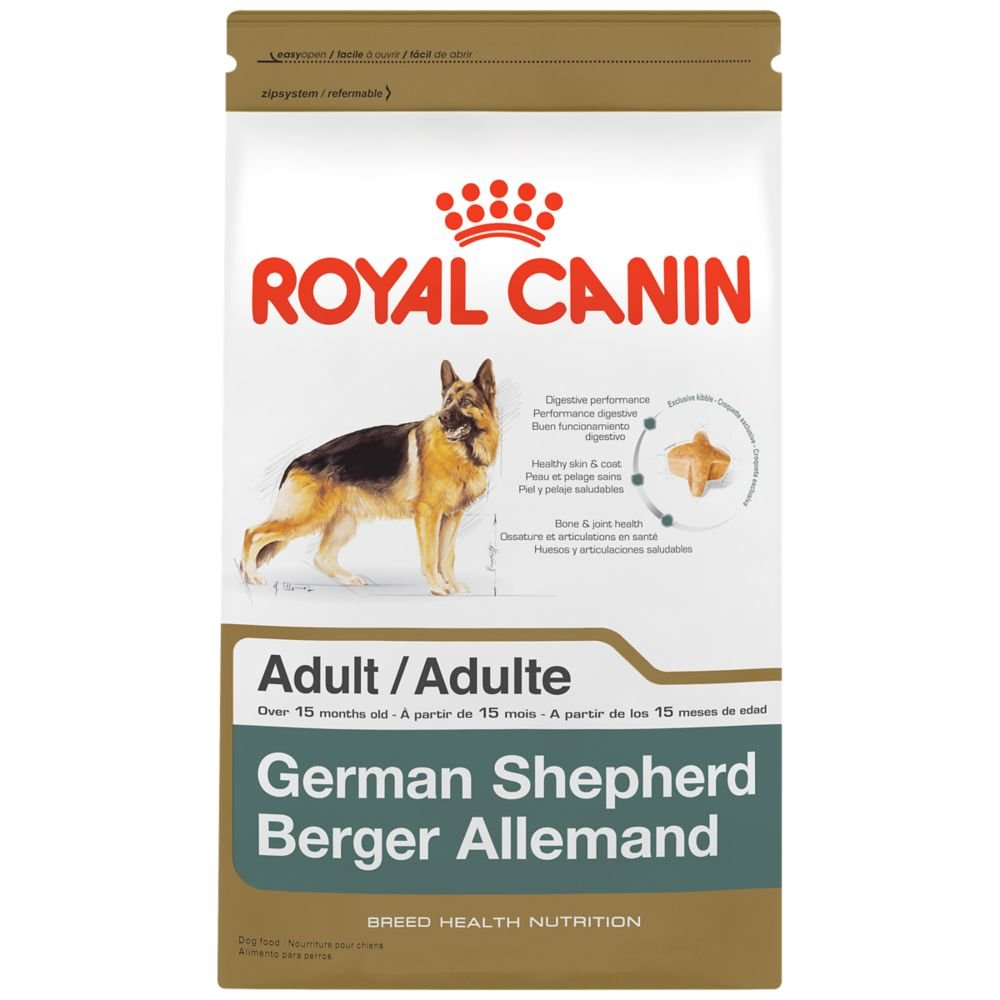 dog food for german shepherd puppy royal canin breed health nutrition german shepherd adult 5032