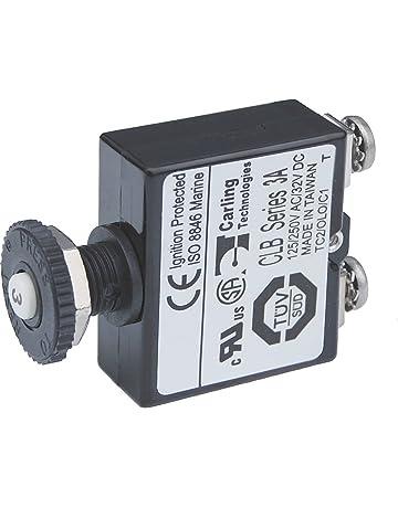 Miniature circuit breakers | Amazon com