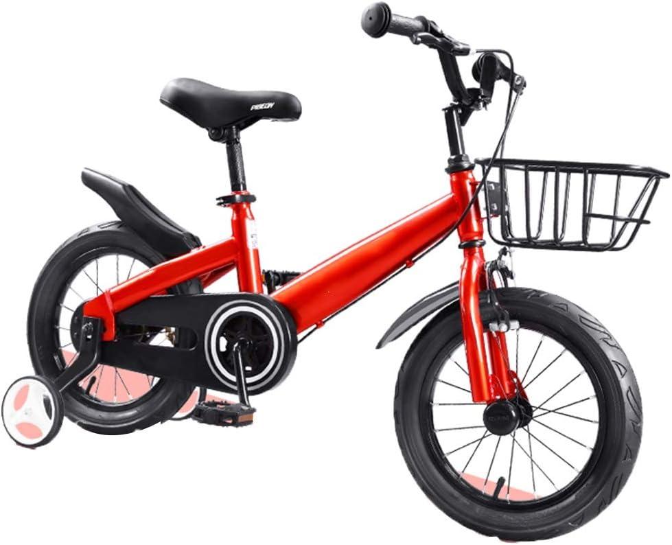YUMEIGE Bicicleta Infantil Yumege para niños, fácil instalación, 2 ...