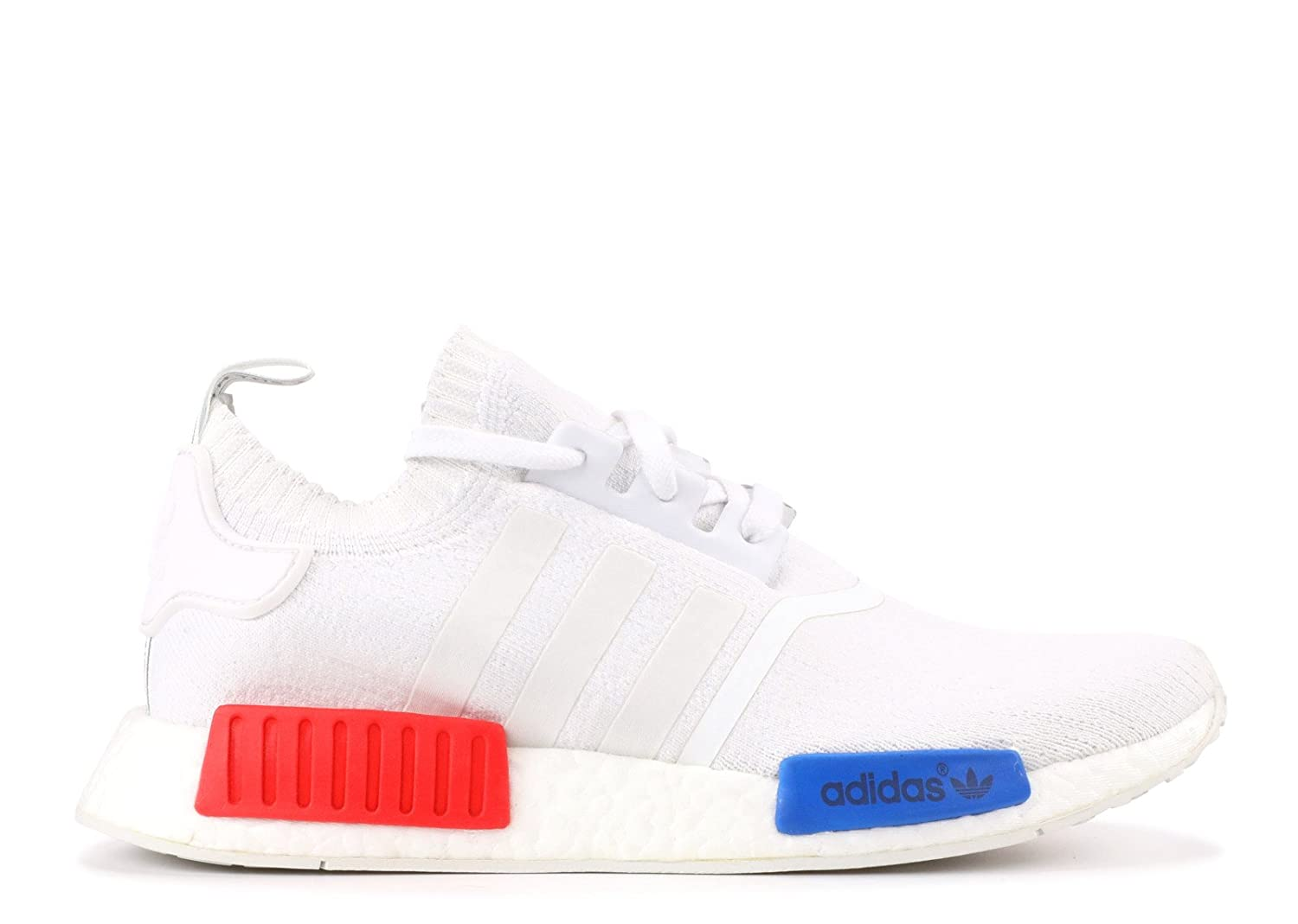 cheap for discount 07e24 f0150 Amazon.com   adidas NMD Runner Pk - S79482 - Size 11 White, Red, Blue    Athletic