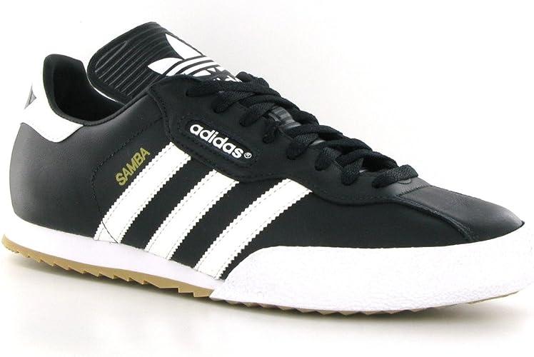 Adidas Samba Super Black White Mens