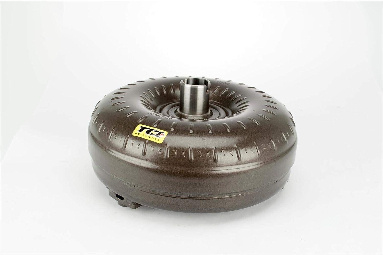TCI 243109 StreetFighter Converter for 700R4//4L60E//Corvette w//Multi-Clutch Lock-Up
