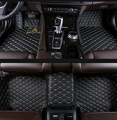 Really Different Full Coverage Leather Floor Mats