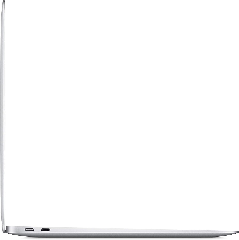 Apple MacBook Air (13インチPro, 1.1GHzデュアルコア第10世代Intel Core i3プロセッサ, 8GB RAM, 256GB) - シルバー