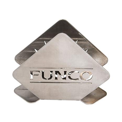 Funco Design Serviettenständer Edelstahl Servilletero Acero ...