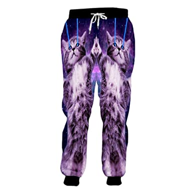 Unisex Hiphop Streetwear Punk Harem Joggers Pantalones de chándal ...