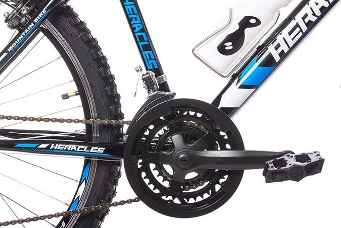 Milord. Bicicleta de montaña MTB Trekking, 21 velocidades - Negro ...