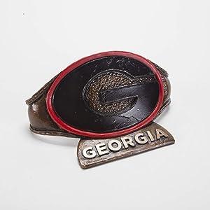 Georgia Bulldogs Desktop Sculpture