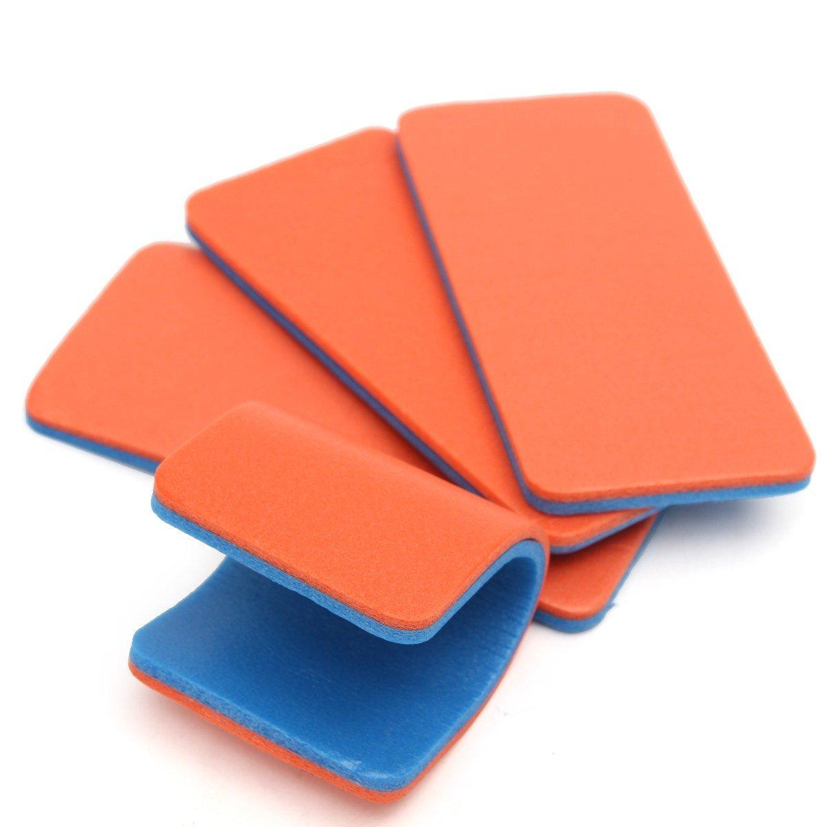 WowObjects 4Pcs Safurance Finger Splint Aluminum Medical Polymer Sam  orthopaedics Emergency Treatment Kits: Amazon.in: Home & Kitchen