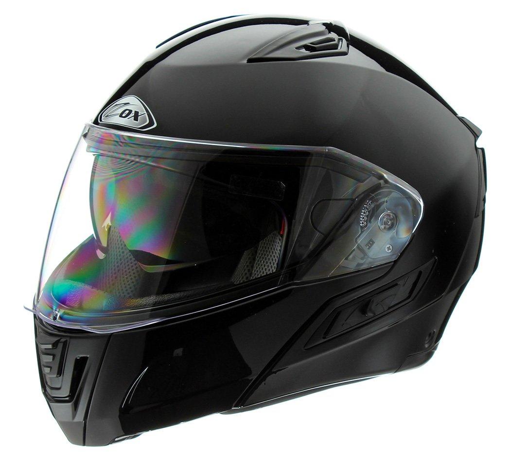 Amazon.com: Zox Condor SVS Modular Snow Helmet Matte Black (XL): Automotive