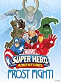 DVD : Marvel Super Hero Adventures: Frost Fight!