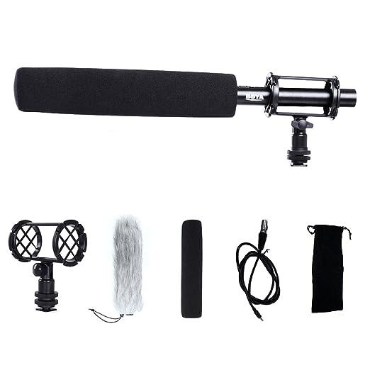 27 opinioni per BOYA BY-PVM1000L Professional Microfono Direzionale a condensatore 38CM per