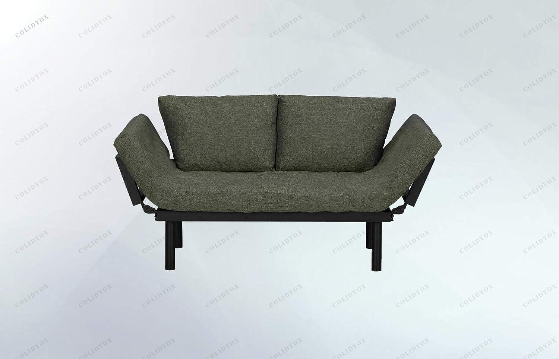 Strange Amazon Com Colidyoxfuton Sofa Sleeper Loveseat Convertible Creativecarmelina Interior Chair Design Creativecarmelinacom
