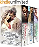 Holiday Encounters Books 1-3 (The Hol...