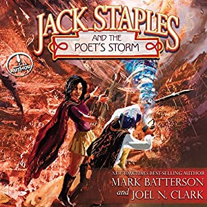 Jack Staples and the Poet's Storm Audiobook