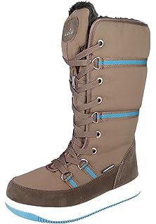 Bottes D'Hiver Bottes D'Hiver 7402 Saskia LS TX Brown Brown Lackner Femmes, Größe Schuhe Damen:EUR 36
