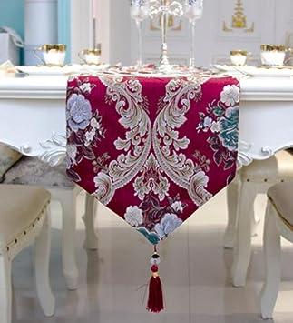 GL&G Paño Simple moderno Europeo estilo mesa de centro mesa comedor ...