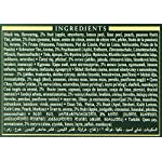 Ahmad Tea Fruit Tea Selection, 20-Count (Pack of 6) 10 Case of six boxes, each containing 20 foil-wrapped tea bags (120 total tea bags) Stimulating tea with a resonant, fruity aroma Enjoy the rare pleasure of a fine English tea